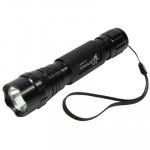 Lampe torche LED Uranus feu 501B 1 de poche Portable Noir - wewoo.fr