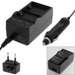 Chargeur Batterie GoPro double appareil photo numérique SJ4000, SJ5000, SJ6000, M10 - wewoo.fr