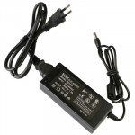 Adaptateur secteur moniteur Branchez l'UE 12V 5A 60W AC unité d'alimentation avec 5.5mm DC Plug les moniteurs LCD Cord Sortie...