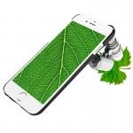 Microscope iPhone 60X téléphone portable 6 Plus - wewoo.fr