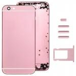 Boitier intégral iPhone 6 Plus pleine Assemblée Logement Plus, y compris couverture arrière et carte Plateau contrôle du volu...