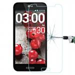 Verre trempé LG Optimus G Pro 0.26mm 9H dureté de surface 2.5D Antidéflagrant Film écran - wewoo.fr
