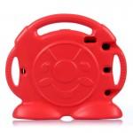 Coque rigide iPad Air Anpanman Motif EVA Bumper Étui de protection portable avec poignée et support / 5 Rouge - wewoo.fr