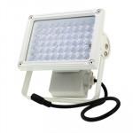Lumière auxiliaire caméra CCD 54 LED la IR Distance: 30 m - wewoo.fr