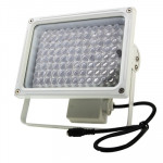 Lumière auxiliaire caméra CCD 96 LED la IR Distance: 50m - wewoo.fr