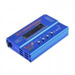 Chargeur Jouets iMax B6 numérique LCD RC Lipo NiMh équilibreur batterie Bleu - wewoo.fr