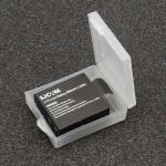 Mallette de rangement GoPro Caméra Boîte cas batterie stockage Couvercle Xiaomi Yi Sport / Hero4 SJCAM SJ4000 SJ5000 SJ6000 ...