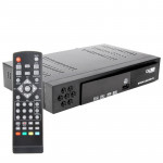 1080p HD DVB-T décodeur avec télécommande, fonction d'enregistrement de soutien et interface USB 2.0, format compression MPEG...