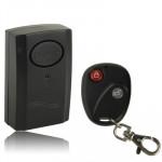 Alarme de porte vibration à télécommande - wewoo.fr