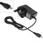 Chargeur tablette Micro USB Tablet PC / Téléphone mobile, Sortie: 5V 2A, UK Plug - wewoo.fr
