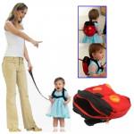 Porte bébé Harnais de sécurité Lovely Ladybug Shape Kid Keeper - wewoo.fr