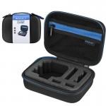 Mallette de rangement GoPro Portement étanche et Voyage cas HERO6 / 5/4 Session 4/3 + 3/2/1, U6000 accessoires, petite taille...