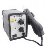 Pistolet à chaleur MEILLEUR BST-858 + AC 220V 50Hz 650W Température réglable Sans plomb air chaud avec Helical Wind, Plug-UE ...