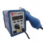 Pistolet à chaleur MEILLEUR BST-2009d AC 220V 50Hz 700W LED Displayer température réglable Sans plomb air chaud avec Helical ...