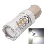 Feux de freinage voiture 1157 80W 800lm 6500K White Light 16-3535-LED Foglight, courant constant, DC12-24V Argent + Jaune - ...