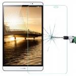 Verre trempé Tablette Huawei Film en anti-déflagrant de dureté surface 0.4mm 9H MediaPad M2 8.0 - wewoo.fr