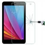 Verre trempé Tablette Huawei 0.4mm 9 H + Film de anti-déflagrant 2.5D dureté surface Honor Play MediaPad T1 / T1-701U - wewoo.fr