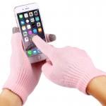 Gants tactiles iPad Trois doigts de l'écran tactile les femmes, l'iPhone, Galaxy, Huawei, Xiaomi, HTC, Sony, LG et d'appareil...