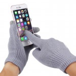 Gants tactiles iPad Trois doigts écran tactile les enfants, l'iPhone, Galaxy, Huawei, Xiaomi, HTC, Sony, LG et d'appareils à ...