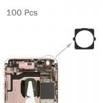 Appareil photo iPhone 6S 100 PCS Caméra arrière éponge en mousse Trancher Pads - wewoo.fr