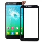 Pièces détachées Alcatel tactile de remplacement l'écran One Touch Idol 2 / OT6037 6037 6037Y Noir - wewoo.fr