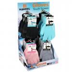Gants tactiles iPad 20 paires trois doigts écran tactile Kit avec présentoir Box hommes / femmes enfants, l'iPhone, Galaxy, H...
