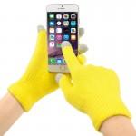 Gants tactiles iPad Trois doigts d'hiver de l'écran tactile chaud tactiles, Taille: 21 * 13cm, l'iPhone, Galaxy, Huawei, Xiao...