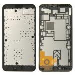 Boitier intégral Nokia logement avant Plaque Cadre Bezel LCD de remplacement Lumia 530 / N530 - wewoo.fr