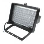 Lumière auxiliaire caméra CCD 96 LED la CCD, IR Distance: 100m ZT-496WF, Taille: 13x16.8x11cm Noir - wewoo.fr