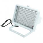 Lumière auxiliaire caméra CCD 140 LED la CCD, IR Distance: 150 m ZT-140LF, Taille: 11x17x12.5cm Blanc - wewoo.fr