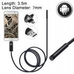 Endoscope numérique 2 en 1 Micro USB et serpent étanche Caméra Inspection des tubes par 6 LED la nouvelle OTG Android Phone, ...