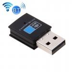 Routeur sans fil 2 en 1 Bluetooth 4.0 + WiFi 150Mbps 2,4 GHz Adaptateur USB - wewoo.fr