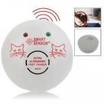Anti insectes Répulsifs Ultrasons Souris Rat Chaser AR142 uniquement Plug-US - wewoo.fr