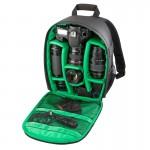 Sac à dos appareil photo INDEPMAN DL-B013 anti-rayures étanche portable Sports de plein air Caméra téléphone tablette GoPro, ...