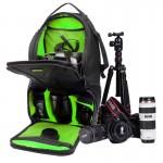 Sac à dos appareil photo INDEPMAN DL-B016 Sports de plein air portable étanche anti-rayures Sling bandoulière téléphone table...