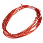 Cable Audio 10 m Haut-parleur flexible RVB Câble, Diamètre extérieur: 3,8 x 7,6 mm - wewoo.fr