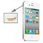 Pièces détachées iPhone 4S Haute qualité Bouton Mute Interrupteur à clé l'iPhone - wewoo.fr