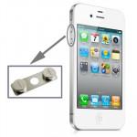Pièces détachées iPhone 4S clé du volume original - wewoo.fr
