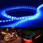 Lumière décorative voiture
