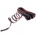 Câble RGB Extension bande LED, Longueur: 5m - wewoo.fr