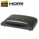 Convertisseur Vidéo S-Video RCA Composite & S-Vidéo vers HDMI, support Full HD 1080P - wewoo.fr