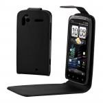 Housse en cuir HTC Plus disponible - wewoo.fr