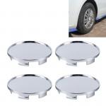 Emblème de voiture 4 PCS Accessoires Styling en métal badge autocollant moyeu roue Caps Centre couverture N1768 - wewoo.fr