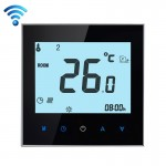 Thermomètre intérieur BHT-1000-GB-WIFI 16A Type de chauffage électronique charge LCD tactile numérique WiFi thermostat la sal...