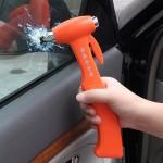 Marteau d'urgence SHUNWEI SD-3501 Coupe-ceinture Coupe-Fenêtre Outil de Sauvetage Auto Idéal En Plastique Shell Voiture Sécur...