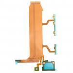 Composant Sony mère d'origine Power & Volume Mic Ruban Flex Câble Xperia Z Ultra / XL39h C6806 - wewoo.fr