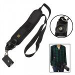 Sangle appareil photo Caméra rapide en toute sécurité et Simple Sling - wewoo.fr