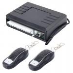 Système d'alarme Voiture XH-310 automatique de sécurité universel sans clé verrouillage avec deux télécommande - wewoo.fr