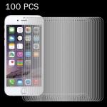 Verre Trempé 100 PCS l'iPhone 8 Plus et iPhone 7 0.26mm 9H dureté de surface 2.5D Antidéflagrant en Film non plein écran - w...