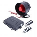 Système d'alarme Voiture 24V Camion antivol intelligent Commande vocale de sécurité Protection - wewoo.fr